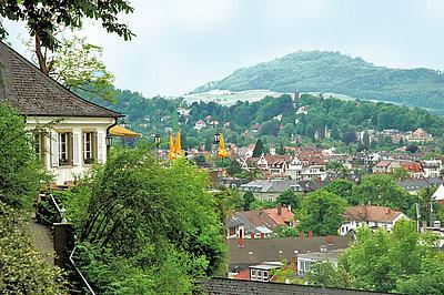 Schlossberg Freiburg