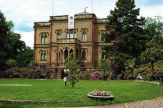 Archäologisches Museum Colombischlössle