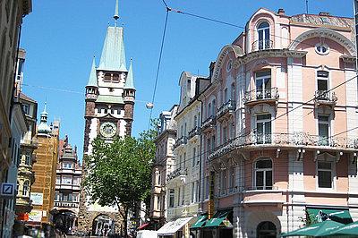 Martinstor Freiburg