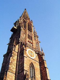 Münsterturm Freiburger Münster