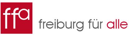 Logo von Freiburg für alle