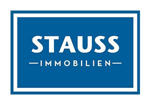 Logo Stauss & Partner Immobilien und Consulting